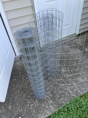Chicken wire/ fencing wire for Sale in Jacksonville, NC
