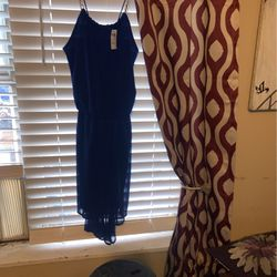Royal Blue Summer Dress for Sale in San Angelo,  TX