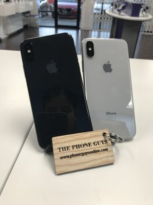 Apple iPhone X Unlocked For All Carriers 256GB for Sale in Tacoma, WA