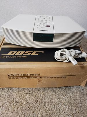 Bose Wave radio for Sale in Stanton, CA
