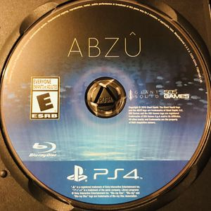 Abzu PS4 for Sale in San Diego, CA