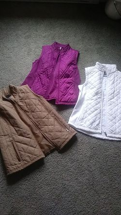 Womens vests for Sale in Lewisburg,  PA