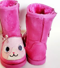 Like New Kids Toddler Snow Boots. Size 9 for Sale in Everett,  WA