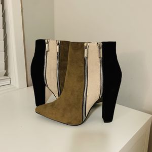Color Block ankle Boots for Sale in Smyrna, GA