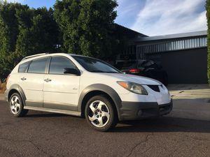 2004Pontiac Vibe/Toyota Matrix Rare 5 speed 160k Clean title for Sale in Scottsdale, AZ