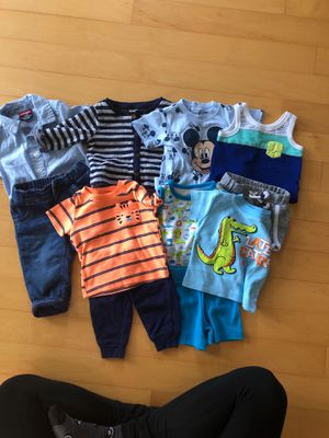 Lot of 6 Baby Boys outfits for Sale in Sarasota, FL