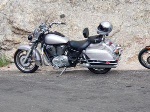 1999 Honda Shadow ACE Tourer VT1100T for Sale in Aurora, CO