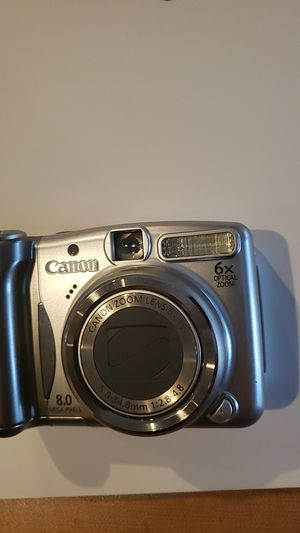 Canon powershot a720 for Sale in Anchorage, AK