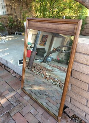 Large mirror (32.5x45) for Sale in Tempe, AZ