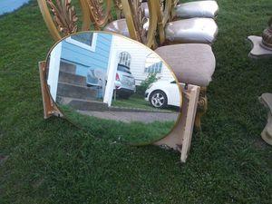 Oval Mirror for Sale in Dallas, TX