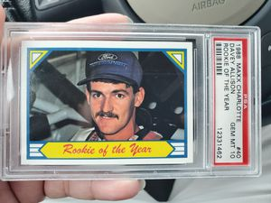 Davey Allison ROY card. for Sale in Roanoke, VA