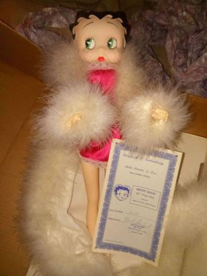 Betty boop doll for Sale in Knoxville, TN