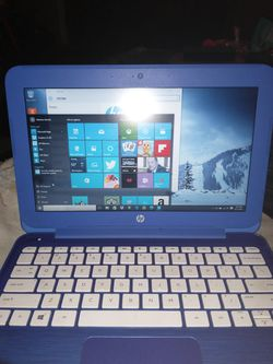 Hp Stream Notebook Works Great for Sale in Collinsville, IL