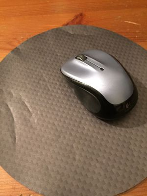 Logitech Wireless Mouse + Mouse Pad Bundle for Sale in Imperial Beach, CA