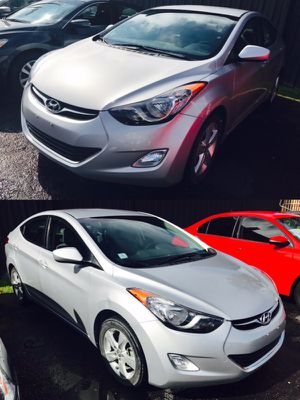 2013 Hyundai Elantra LOW DOWN for Sale in Bellaire, TX
