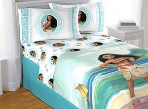 Moana Bed Sheets (Full) for Sale in West Covina, CA