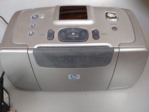 HP photosmart 240 series photo printer for Sale in Bethesda, MD
