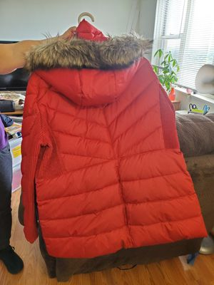 Michael Kors red winter coat, for Sale in The Bronx, NY