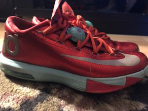 Nike KD 6 Christmas for Sale in Montgomery Village, MD