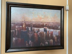 New York City painting for Sale in Belleville, NJ