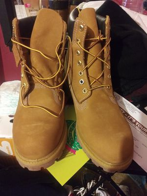 Brand new size 9.5 timberlands retail 190 asking 120 for Sale in Philadelphia, PA