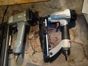 Nail guns that work for Sale in Bartow, FL