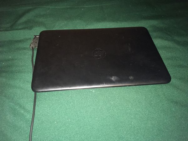 "HP Notebook Laptop 15-bs212wm 15.6"", Celeron N4000, 4 GB RAM, 5 GB HDD - Windows 10"