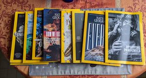 National Geographic magazines for Sale in Berlin, CT