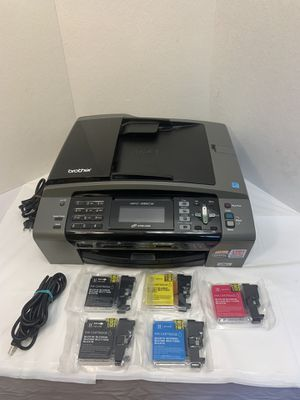 Brother MFC-495CW All-In-One Wireless Inkjet Printer Copier Fax Scanner Photo for Sale in Pelham, NH