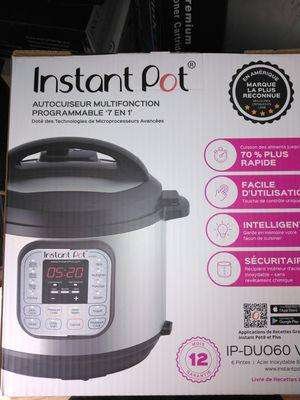 Instant pot for Sale in E RNCHO DMNGZ, CA