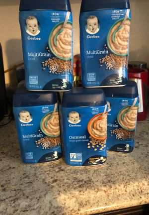 Baby cereal for Sale in Bradenton, FL