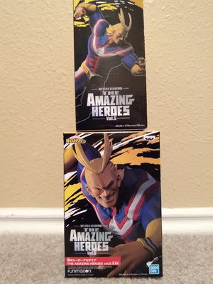 All might statue for Sale in Corinth, TX