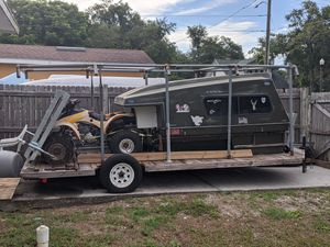 Camper, trailer, quad. for Sale in NW PRT RCHY, FL
