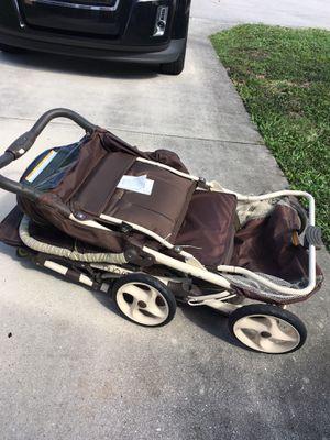 double stroller graco used condition for Sale in Boynton Beach, FL