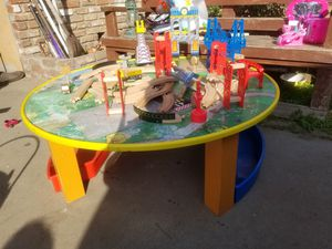 Train table for Sale in Fresno, CA