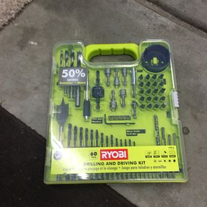 Brand new ryobi drilling and driving set for Sale in Westminster, CO