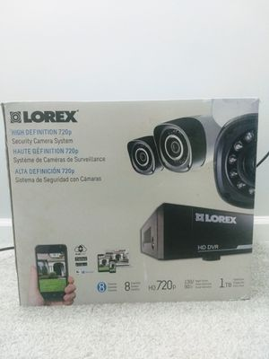Lorex 8 Channel 720p HD Security System with 1TB H for Sale in Glendale Heights, IL