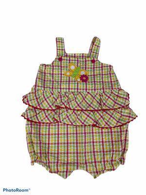 Girl's Okie Dokie bubble onesie size 24 Months for Sale in Surgoinsville, TN