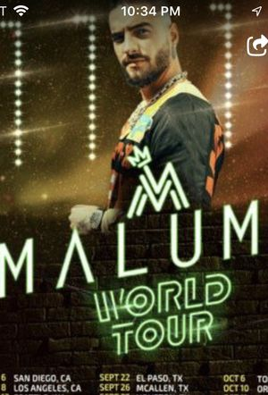 Tickets for Maluma for Sale in Stickney, IL