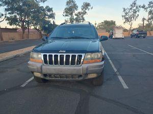 99 Jeep Grand Cherokee 4WD v8 4.7 for Sale in Mesa, AZ