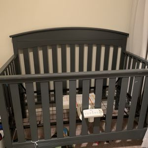 Matching Crib And Changing Table for Sale in Fort Worth, TX