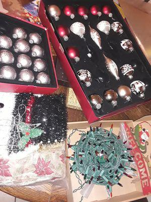 Christmas ornaments for Sale in Chula Vista, CA