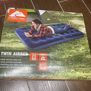 Twin Air Mattress Ozark Trail for Sale in Las Vegas, NV