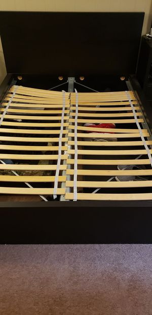 Ikea bed frame and mattress for Sale in Washington, DC