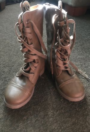 Girls boots size 12 for Sale in Fort Pierce, FL