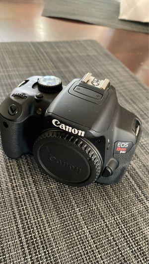 Cannon rebel t4i for Sale in Utica, NY