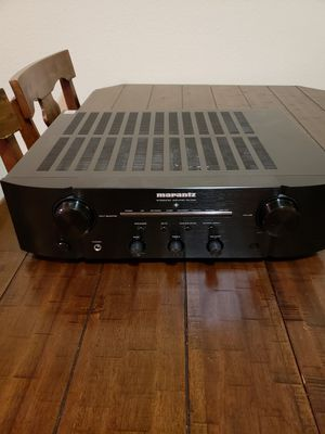 Marantz PM 7005 Integrated Amplifier for Sale in Irving, TX