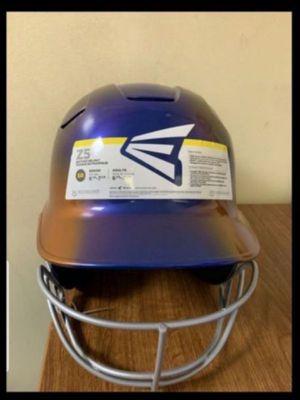 Blue/Orange Easton Batting Helmet for Sale in Chicago, IL