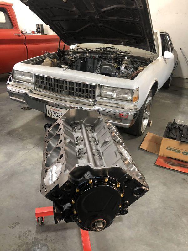 1984 Chevrolet Caprice Classic