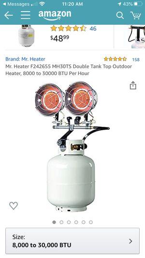 Propane Heater for Sale in Aurora, CO